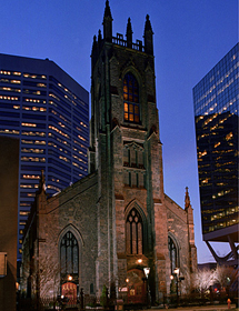 Christ Church Cathedral: Roof & Facade Restoration