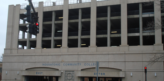 Housatonic Community College Parking Garage: Restoration