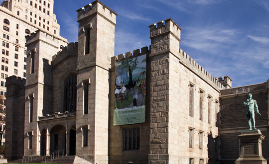 Wadsworth Antheneum: Stone Renovation